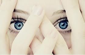 luces en los ojos